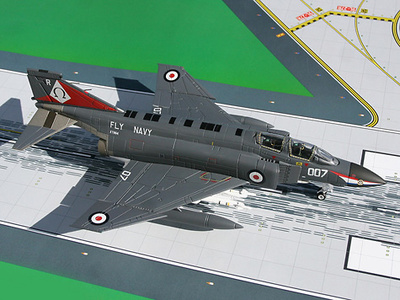 F-4K Phantom, Royal Navy, 1:72, Gemini Aces