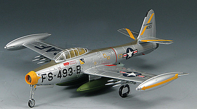 "F-84E Thunderjet, 523nd FES/27th FEG, ""Lt. Jacob Kratt"", 1:72, Sky Max"