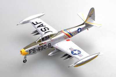 F-84E Thunderjet - 523 FES, 1:72, Easy Model