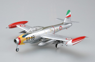 F-84G Thunderjet, Fuerza Aérea Italiana, 1:72, Easy Model