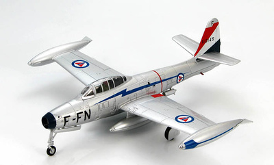 F-84G Thunderjet 110145, Royal Norwegian AF, 1957, 1:72, SkyMax