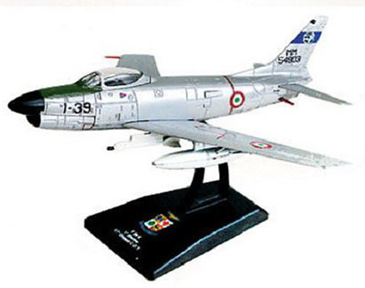 F-86 K Sabre, 1:100, Model Power