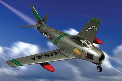 F-86 Sabre F-86, California Boomerang, 1:48, Franklin Mint