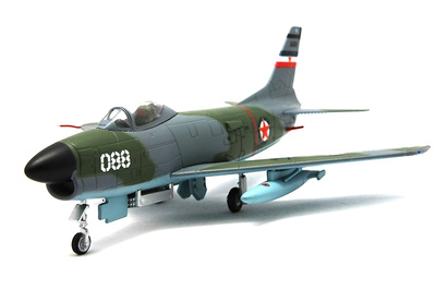 F-86D Sabre Dog Yugoslav Air Force 1960s, 1:72, Falcon Models