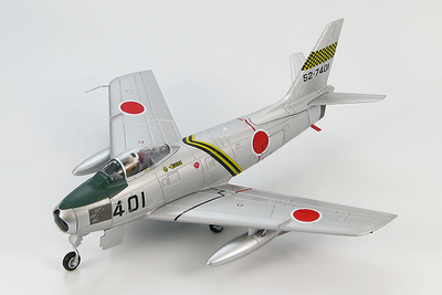 F-86F-30 Sabre 52-7401, 1st Squadron, JASDF, 1950s, 1:72, Hobby Master