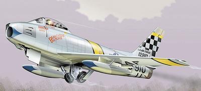 F-86F SABRE U.S.A.F. 39 FIS - 51 FIW, 1:48, Franklin Mint