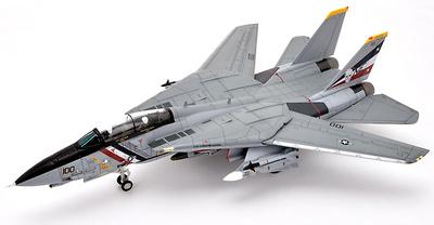 F14D Tomcat, US Navy, VF-2 Bounty Hunters, NE100 2003, 1:72, Century Wings