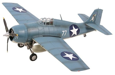 F4F Wildcat,  Lt. James E. Swett, 1:32, Elitte Force