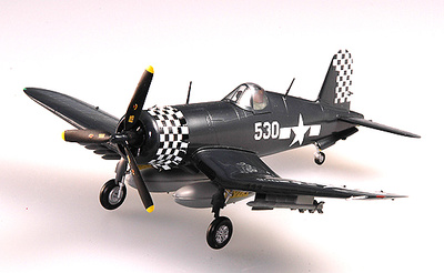 F4U-1D Corsair, VMF-312, Okinawa 1945, 1:72, Easy Model