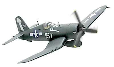 F4U-1D Corsair VF-84, U.S., Pacific 1945, 1:72, Forces of Valor