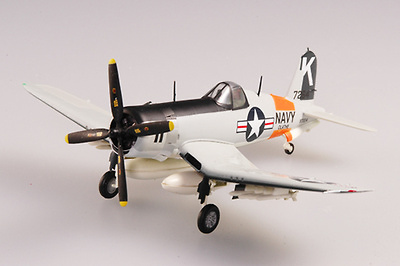 F4U-4 Corsair, USN Kansas, 1956, 1:72, Easy Model