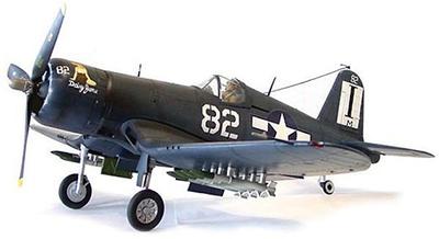 "F4U Corsair, Display Model USMC VMF-511, ""Daisy Jane"", 1:18, Elite Force"