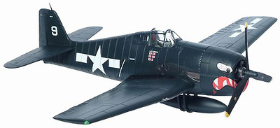 F6F-5 Hellcat, USS Princeton, White, 9 October 1944, 1:72, Dragon Wings