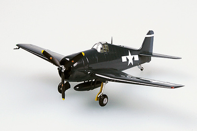 F6F Hellcat, CVG-15 USS Essex, 1944, 1:72, Easy Model