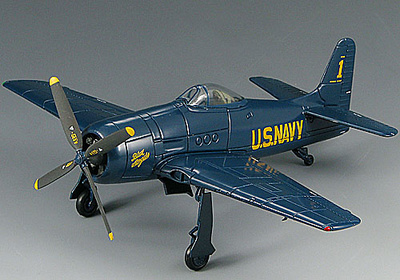 "F8F-1B Grumman, ""Bearcat"" Blue Angels, 1946, 1:72, SkyMax"