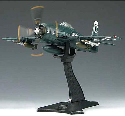 "F8F-2 Bearcat, VF-61, 1949 ""Jolly Rogers"", 1:72, SkyMax"