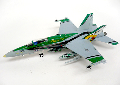 F/A-18 Hornet, Chippy HO 2004, 1:72, Witty Wings