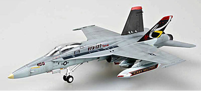 F/A-18 Hornet, US Navy, VFA-137, 1:72, Easy Model