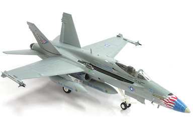 F/A-18 Hornet, US Navy VFA-146 Blue Diamonds, 1:72, Witty Wings