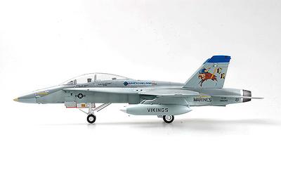 F/A-18D, US Marine, VWFA(AW)-225 CE-01, 1:72, Easy Model