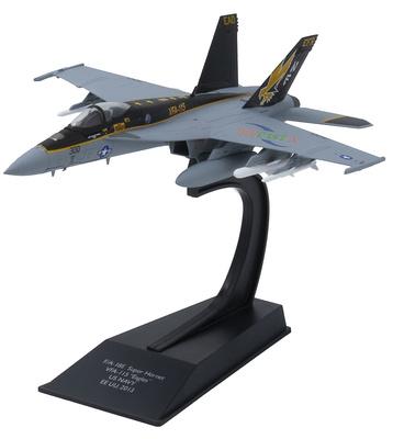 """F/A-18E Super Hornet, VFA-115 """"Eagles"""", US Navy, 2013, 1:100, Salvat"""