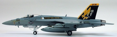 F/A-18E Super Hornet VFA-115 Eagles 100yrs, 1:72, Witty Wings