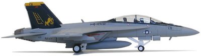"F/A-18F Super Hornet, ""Swordsmen"", US Navy, 1:200, Herpa"