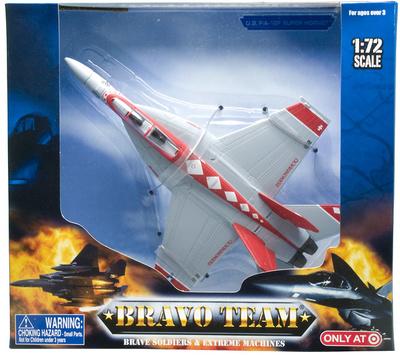 F/A-18F Super Hornet, U.S., 1:72, Bravo Team