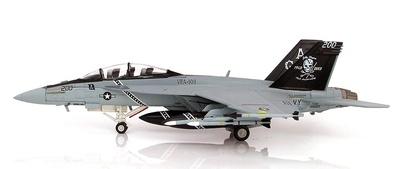 """F/A-18F """"Super Hornet"""" 166620, VFA-103, USS Eisenhower, 2013, 1:72, Hobby Master"""