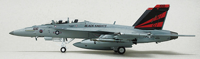 F/A-18F Super Hornet USAF Vfa-154, Black Knights, 1:72, Witty Wings