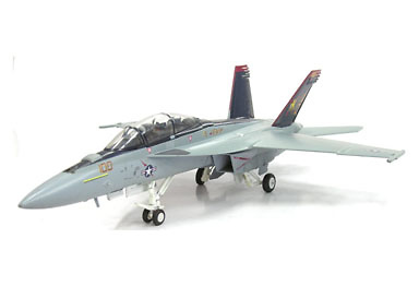 F/A-18F Super Hornet VFA-11 Red Rippers, 1:72, Witty Wings