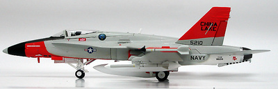F/A18C Hornet, US Navy, VX-31 NAS, China Lake, California, 1:72, Witty Wings