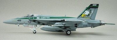 "F/A18E Super Hornet ""Chipp Ho"", 1:72, Witty Wings"