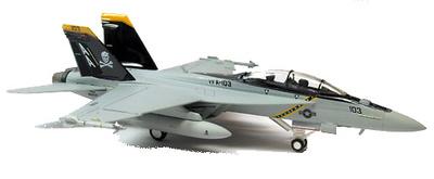 FA18F USN VFA 103, Jolly Rogers, 1:200, Hogan