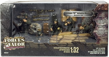 FOV - GERMAN 716º INFANTRY DIVISION 1944 , 1:32