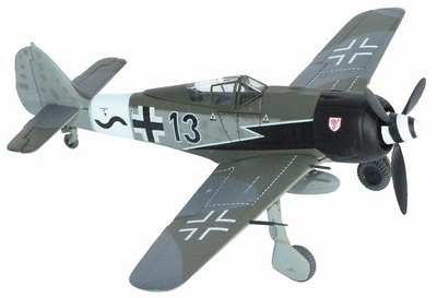 FW-190A, Luftwaffe JG-3, Eastern Front , 1944, 1:72, Dragon Wings, 1:72, Dragon Wings