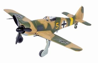 FW190A-4 3./JG.5, Leutnant Josef Jennewein, Orel, 1943, 1:72, Dragon Wings