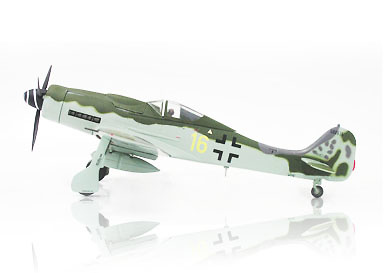 "FW190D-9 ""The fall of The Reich"", 1:72, Witty Wings"