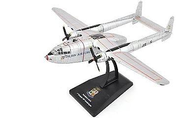 Fairchild C-119 G 2nd Gruppo 46th Aerobrig., Aviación Militar Italiana, 1:100, RCS Libri