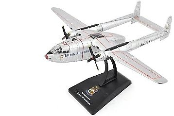 Fairchild C-119 G 2nd Gruppo 46th Aerobrig., Aviación Militar Italiana, 1:200, RCS Libri