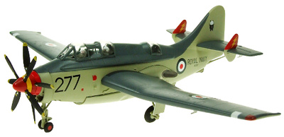 Fairey Gannet, Royal Navy XG797/277, 1:72, Sky Guardians Europe