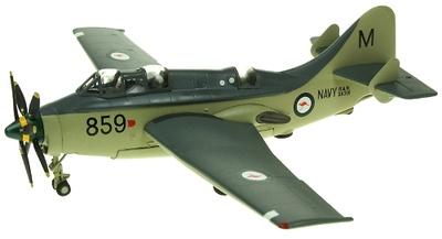 Fairey Gannet Australian Navy 859, HMAS Melbourne, 19661:72, Sky Guardians Europe