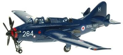 Fairey Gannet Mk4 XA454 264H 849 Squadron A, flight HMS Hermes, 1970, 1:72, Sky Guardians Europe