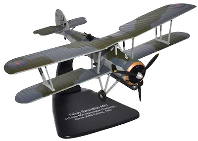 Fairey Swordfish Mk1, HMS Furious, Narvik, 1940, 1:72, Oxford