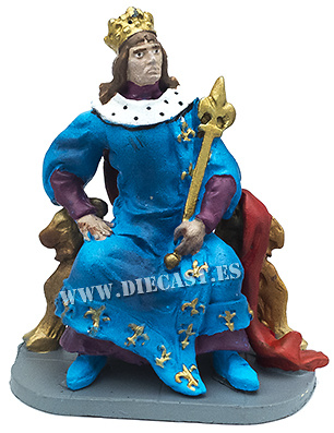 Felipe IV de Francia y I de Navarra, 1284-1305, 1:30, Hobby & Work