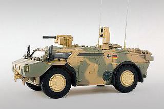 Fennek, Artillerie-Beobachter (BW), 1:35, Premium Classixxs
