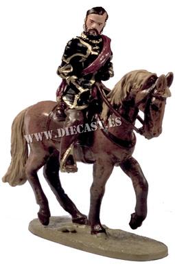Fernando Álvarez de Toledo, 1:30, Del Prado