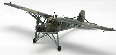 "Fi 156C-2 Storch ""CK+KF"" III./NJG 1 Luftwaffe, Belgium, 1944, 1:72, Falcon Models"