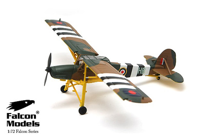 Fi 156C 83rd Group Air Officer Commanding, 2nd Tactical Air Force, France, summer 1944, 1:72, Falcon Models