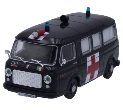 Fiat 238 Ambulance, Italy, 1969, 1/43, Carabinieri Collection